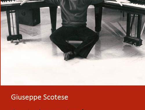 Copertina del libro di Giuseppe Scotese: Scritti Musicali