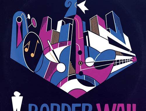 Copertina del disco di SWED: Border Wall EP