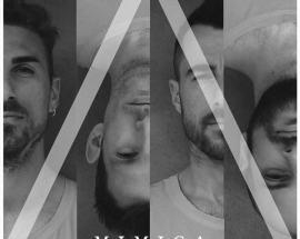I Mimica nella copertina del disco: Barriera Relativa