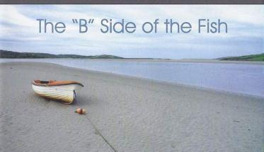 """barca sulla spiaggia nella copertina del disco di Alberto Marsico: The """"B"""" side of the fish"""