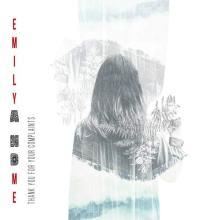 copertina disco di Emilya ndMe: Thank you For Your Complaints