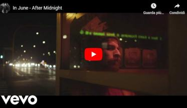 copertina del video degli In June: After Midnight