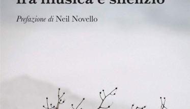 copertina del libro di Elena Cecconi: Inquietudini fra musica e silenzio