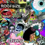 Copertina dell'Ep dei Roofsize: DUEP