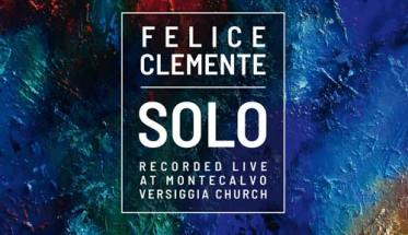 copertina disco di Felice Clemente: SOLO