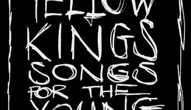 copertina disco Yellow Kings: Songs for the Young