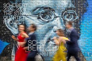 Alinde Quartett, #Schubert200
