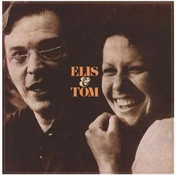 La copertina del disco Elis & Tom