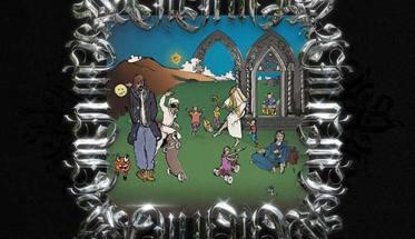 Copertina del disco di MC SOF: Damn maD