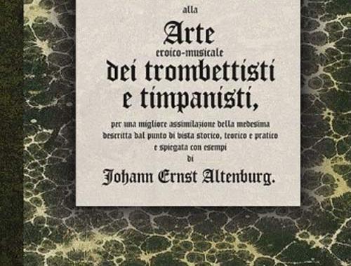 copertina libro Arte dei trombettisti e dei timpanisti