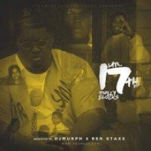 Philly Blocks in copertina di Mr. 17th EP