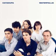 La band Catadupa in copertina del disco Waterfalls Ep