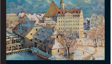 copertina del libro Il canto e la grazia. L'universo delle Cantate di Bach
