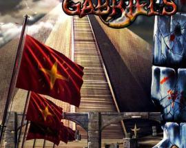 Copertina del disco diGabriels, Fist Of The Seven Stars Act 3: Nanto Chaos