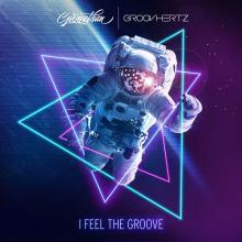 copertina del singolo di Gionathan I feel the groove