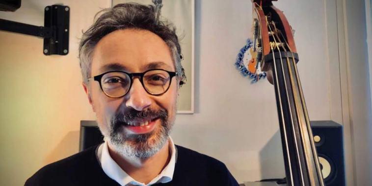 Enrico Porta contrabbassista