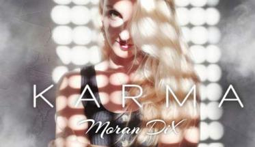 copertina del disco KARMA di Moran Dix