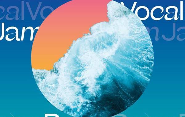 copertina del disco dei Venice Vocal Jam (VVJ): Raìse