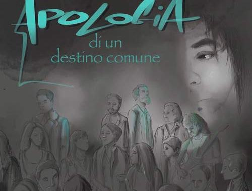 copertina disco di Franco Giaffreda: Apologia di un destino comune