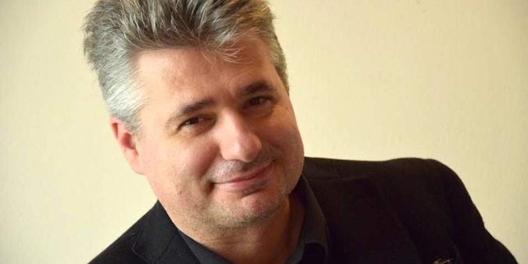 il tenore Gian-Luca Zoccatelli