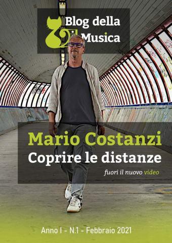 Mario Costanzi | In Copertina su Blog della Musica, n.1-2021
