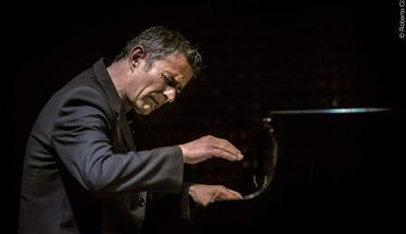 Michele Fazio al pianoforte