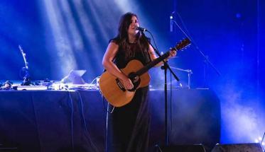Angela Colombino, cantautrice