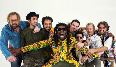 Devon & Jah Brothers band
