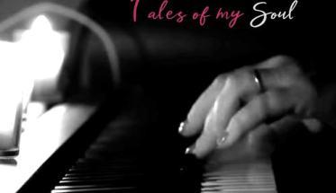 copertina del disco di Daniela Spadini: Tales of my Soul