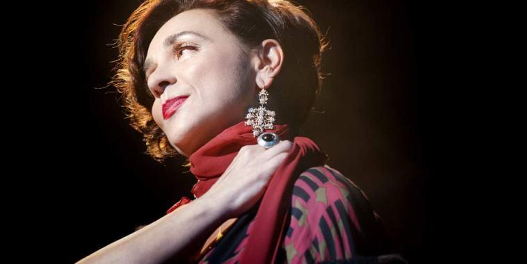 Franca Masu, cantante, interprete