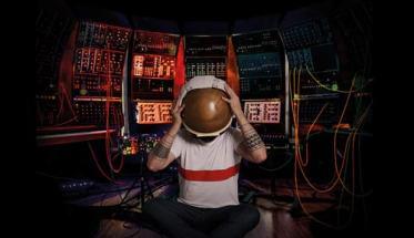 copertina del disco di Gimbo: Come l'uomo della Luna