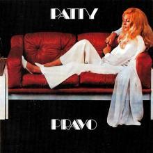Patty Pravo su un divano in copertina del disco omonimo del 1968 è tra i dichi di cantanti italiane da avere