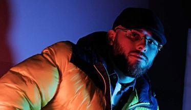 Il rapper Davide Malafede