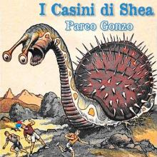 Copertina del disco de I Casini di Shea, Parco Gonzo