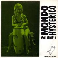 copertina del disco Mondo Hysterico Vol. 1