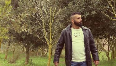 Raffaele Pillai in mezzo ad un bosco
