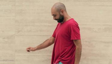Stefanelli con una maglia rossa