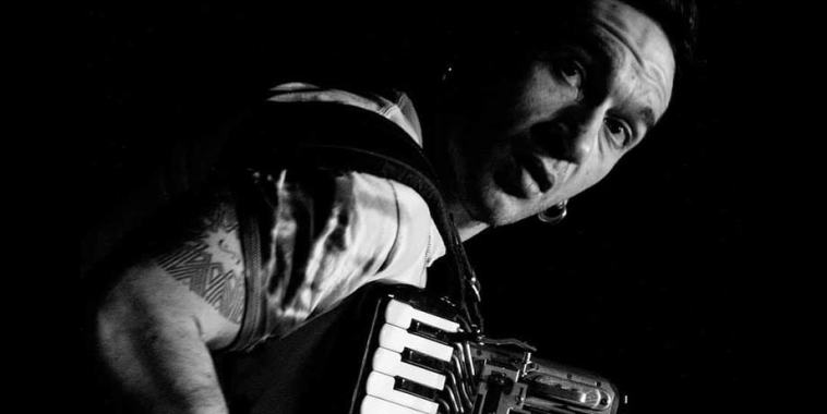 Carmine Ioanna, fisarmonicista
