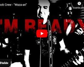 copertina del video dei Deadlock Crew, Waza-ari