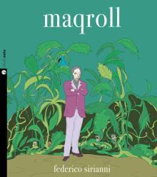 copertina del disco di Federico Sirianni, Maqroll