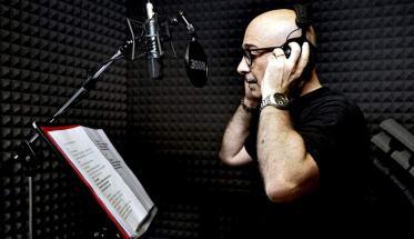 Salvatore Samaritano in studio