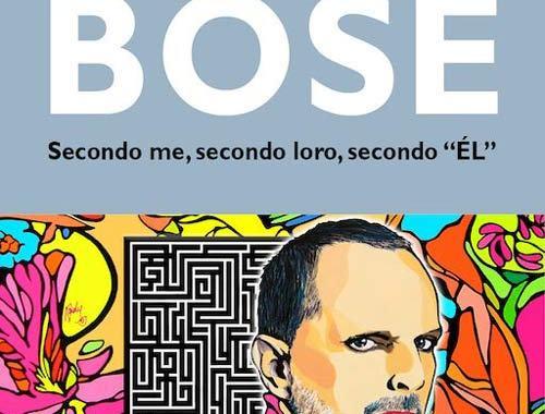 copertina del libro di Giovanni Verini Supplizi: Labirinto Bosè