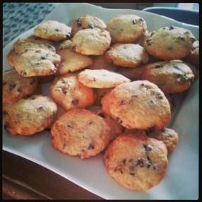 Cookies homemade !