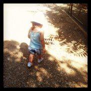 Liloute au parc animalier
