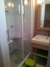 Salle d'eau + hammam