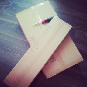cartons ikea