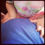 Point grossesse : 24eme semaine.