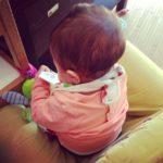 Point bébé – Miniloute a 7 mois !