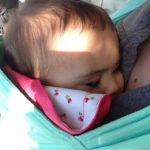 Point bébé – Miniloute a 9 mois !