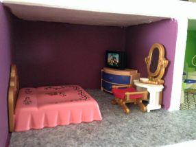 maison playmobil chambre 2